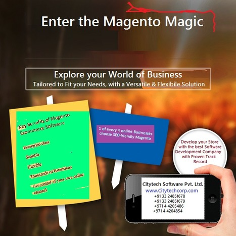 Explore the Magento Magic | software&technology | Scoop.it