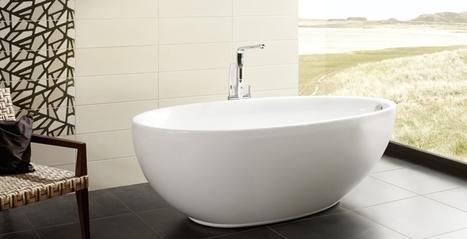 Les différentes matières de baignoire ronde | Espace Aubade | Scoop.it