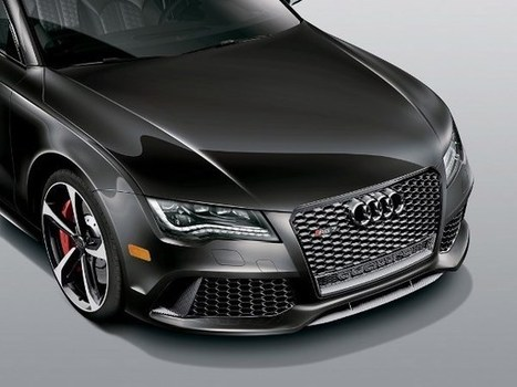 2015 Audi RS7 Dynamic Edition | modifycar.org | Scoop.it
