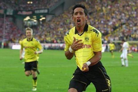 Che fine ha fatto Barrios: dallo scudetto con il Dortmund al campionato russo | News e Sport | Scoop.it