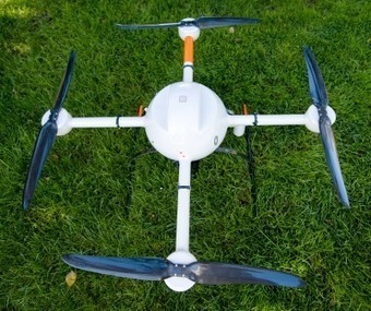 Drones or unmanned aerial systems for use in commercial agriculture | Drone in Agriculture | Scoop.it