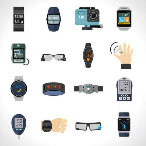 A Periodic Table Of Wearable Technology | Educomunicación | Scoop.it