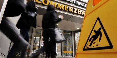 Moody's dégrade la note de plusieurs banques allemandes | ECONOMIE ET POLITIQUE | Scoop.it