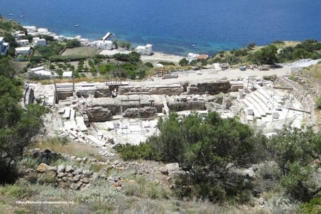 Ten Highlights of Six Cyclades Islands - Hellenic News of America   Greek island lifestyle   Scoop.it