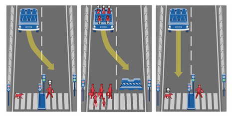 When should driverless cars kill their own passengers? | Citizenship Education in Schools and Communities | Scoop.it