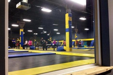 Ten realities from my first experience at a trampoline park - Nooga.com | Sprains and Strains and Arthritis | Scoop.it