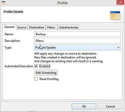 FullSync – Un outil de sauvegarde et de synchronisation pour Windows | Time to Learn | Scoop.it