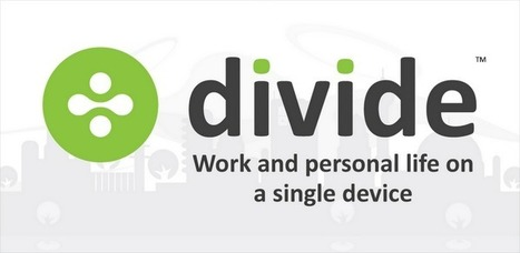 Divide by Enterproid - Apps on Android Market | mlearn | Scoop.it