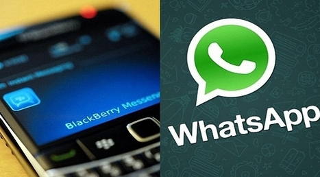 WhatsApp vs BBM: Which Messenger App is the Best for You? - DigiLife - ThePickDrop.com | DigiLife | Scoop.it