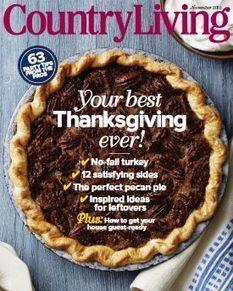 Get, Read, Simple: Country Living USA - November 2013 | freepubtopia | Scoop.it