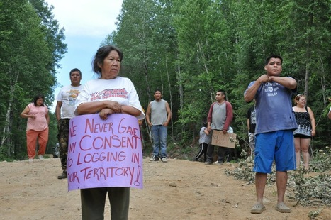Barriere Lake Solidarity - #IdleNoMore Canada #NoIndianAct74 | IDLE NO MORE WISCONSIN | Scoop.it