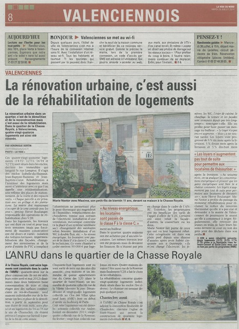 L'ANRU à Chasse Royale | Veille locale | Scoop.it