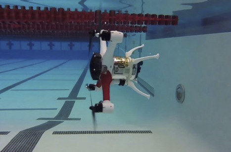 Loon Copter is a Drone that Flies, Floats and Dives Underwater | Embedded Systems News | Scoop.it