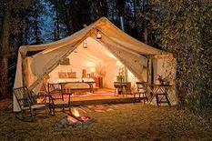 Nouvelle tendance 2013 : le glamping !   Matériel de camping   Scoop.it