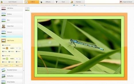 Travailler ses photos sans Photoshop, en ligne et gratuitement | charles0739 | Scoop.it
