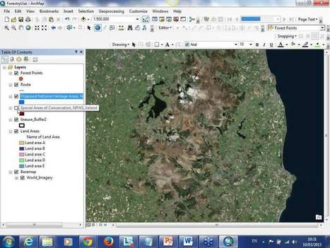An Introduction to how ArcGIS can help you manage your forest data | Everything is related to everything else | Scoop.it