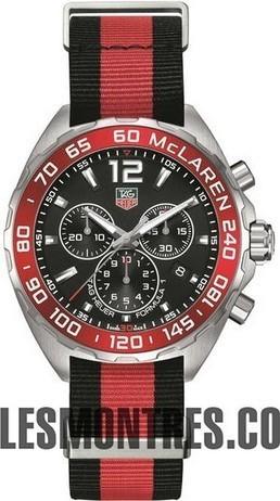 Suisse Replique TAG Heuer Formula 1 Chronographe 42 mm CAZ1112.FC8188 | replique montres pas cher | Scoop.it
