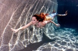 My life as a MERMAID – Meet Jennifer Elizabeth | All about water, the oceans, environmental issues | Scoop.it