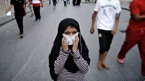 Amnesty slams Bahrain for kids' torture | Human Rights and the Will to be free | Scoop.it