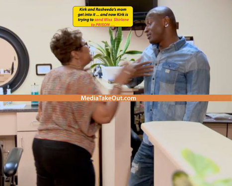MTO SUPER WORLD EXCLUSIVE: Love And Hip Hop Star Kirk Presses CRIMINAL CHARGES On His Wife Rasheeda's Mother . . . Plans On Sending Her TO PRISON!!! (It's GOING DOWN) - MediaTakeOut.com™ 2013 | GetAtMe | Scoop.it