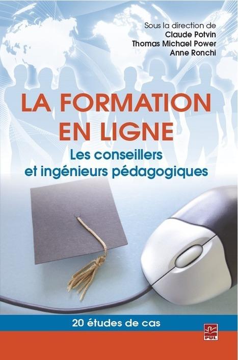 La formation en ligne - Les conseillers et ingénieurs pédagogiques | Veille TICE Paris Descartes | Scoop.it