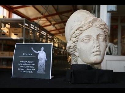 Hallada en Laodicea (Turquía) una cabeza de mármol de Atenea | Mundo Clásico | Scoop.it