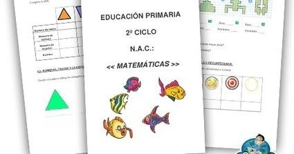 RECURSOS RPIMARIA | Cuadernillo para repasar matemáticas de 4º de Primaria ~ La Eduteca | FOTOTECA INFANTIL | Scoop.it