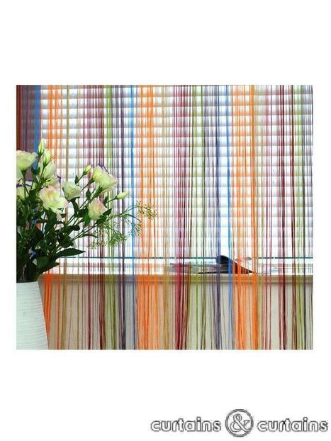 String Curtains - Curtains and Curtains UK | Which colour should be chosen for window curtains | Scoop.it