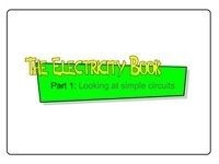 The Electricity Book | electricty\ | Scoop.it