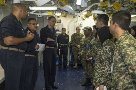 US and Malaysian Armed Forces conduct Exercise Tiger Strike 16 | Future Technology | Scoop.it