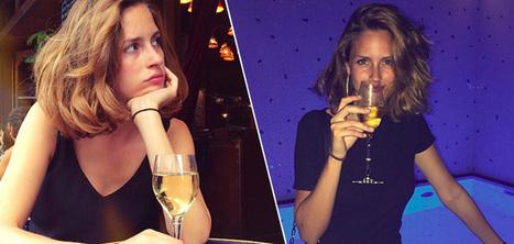Louise Delage : le faux compte Instagram qui sensibilise aux addictions | conduites addictives | Scoop.it