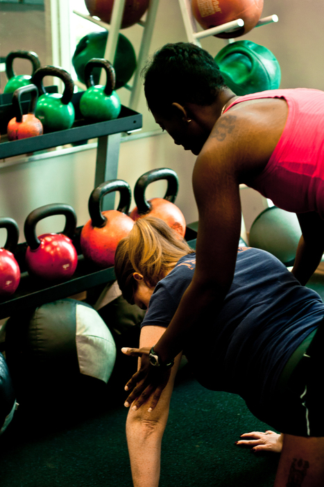 Personal Training: The Real Deal | The Hip Healthy Chick | Personal Training: Millner, A | Scoop.it