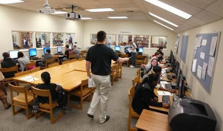 High school libraries more than just a place to study these days | New-Tech Librarian | Scoop.it