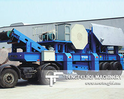 Jaw type Mobile Crushing Plant,Mobile Jaw Crusher,Jaw Plants,Portable Jaw Crushing - Mobile Crushing Plant - Tengfei Machinery | Ball Mill for AAC plant,AAC Bucket Elevator,Jaw Crusher for AAC Plant | Scoop.it