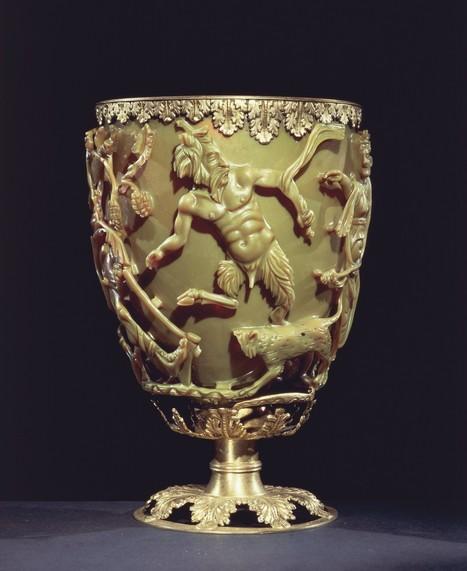 Lycurgus Cup, Ancient Roman Artifact, Inspires Modern-Day ... | Civilization | Scoop.it