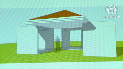 Architects to design storm-proof homes for Visayas - Rappler | Building Materials Marketing | Scoop.it