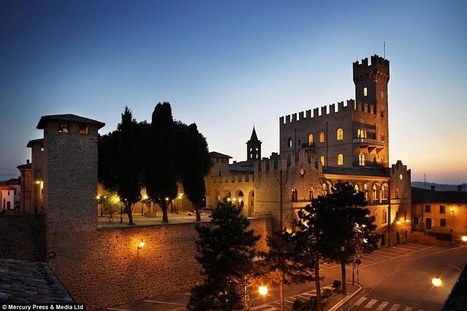 Best Le Marche Properties For Sale: Stunning castle once owned by the Pope goes on sale for £3.7m | Le Marche Properties and Accommodation | Scoop.it