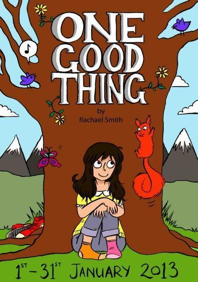 Review: One Good Thing | The Forbidden Planet International Blog | Ladies Making Comics | Scoop.it