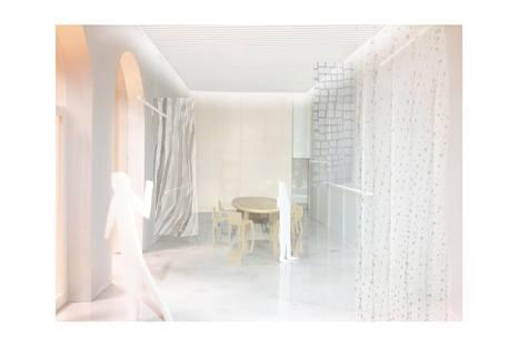 New openings_Milano Design Week 2014: Kinnasand showroom by Toyo Ito @corso Monforte 15. | Salone del mobile 2014 | Scoop.it