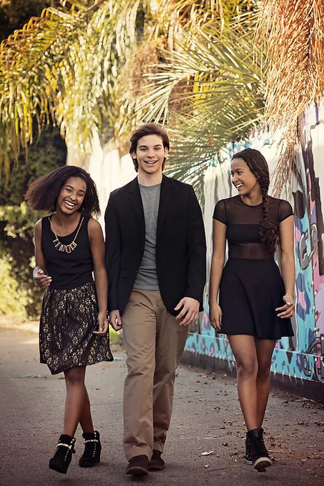 Models BFF with Photographer Rachel Kelemen and Teen Actors | Events | Scoop.it