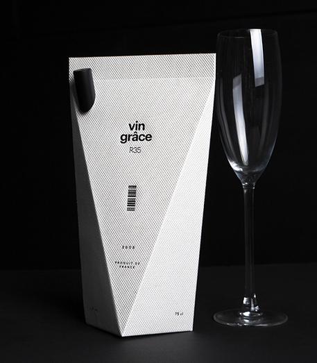 vin grâce | Packaging | Scoop.it
