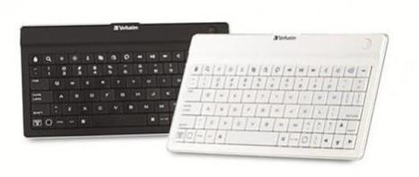 Verbatim Unveils New Ultra-Slim Bluetooth Tablet Keyboard - I4U News | All about Apple | Scoop.it