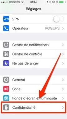iOS 7: savez-vous que votre iPhone ou iPad enregistre tous les lieux que vous visitez?   Au fil du Web   Scoop.it