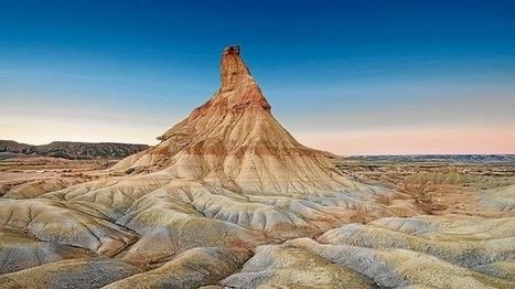 El Ebro, la historia de un lago que se desbordó hace doce millones de años - ABC.es | Biología de Cosas de Ciencias | Scoop.it