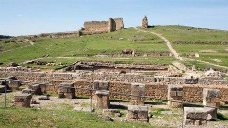 Sacan a la luz mosaicos, estucos y mármoles del siglo I en las termas de Valeria | Classic languages | Scoop.it
