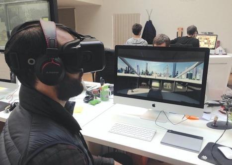Un recrutement en réalité virtuelle ? C'est possible avec Thales ! | Notre Revue de Presse | Scoop.it