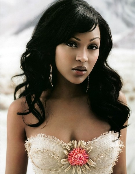 """Meagan Good: The """"Deception"""" Interview 