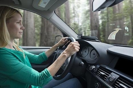 Navdy: como Google Glass, pero para manejar sin distracciones | Technology | Scoop.it