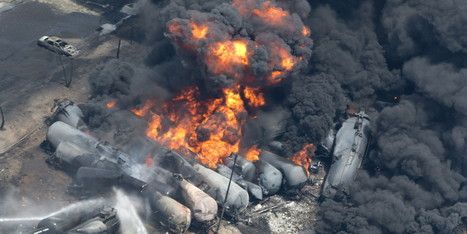 Oil Train Safety Issues Were Known Before Recent Crashes, NBC Investigation Shows | GMOs & FOOD, WATER & SOIL MATTERS | Scoop.it
