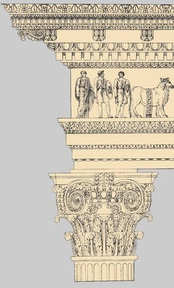 Arquitectura de la antigua Roma | La Cultura y El Arte Del Imperio Romano | Scoop.it
